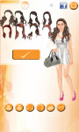 Ariana dress up game screenshot 2/3