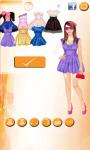 Ariana dress up game screenshot 3/3