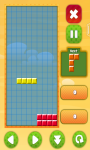 Brick Orange - Tetris screenshot 1/3