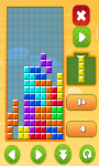 Brick Orange - Tetris screenshot 3/3