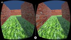 cardboard basic demo screenshot 1/2