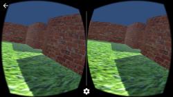 cardboard basic demo screenshot 2/2