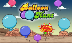 Balloon Hunt screenshot 1/1