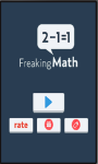 Mathematics App screenshot 1/2