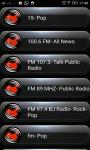 Radio FM China screenshot 1/2
