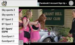 Sports TV Channels screenshot 1/6