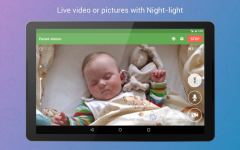 Babyphon Baby Monitor regular screenshot 4/6