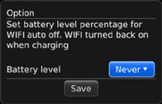 AutoWiFi screenshot 1/1