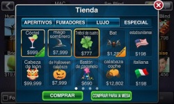 Texas HoldEm Poker Deluxe ES screenshot 4/5