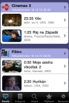 Czech TV Guide screenshot 1/1