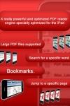 PDF Reader Pro Edition for iPad screenshot 1/1