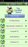 Football League Teams Facts screenshot 1/4