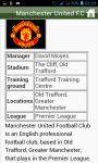 Football League Teams Facts screenshot 2/4