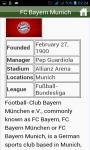 Football League Teams Facts screenshot 4/4