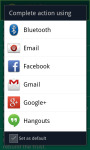 WeChat App Status Messages screenshot 4/4