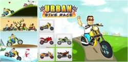 Urban Bike Race screenshot 4/6