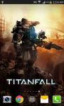 Titanfall Live Wallpaper HD screenshot 1/1