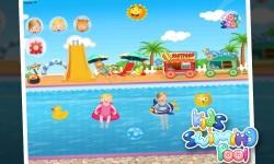 Kids Swimming Pool for Girls screenshot 4/5