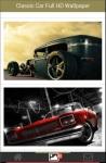 Classic Car Full HD Wallpaper screenshot 2/6