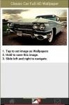 Classic Car Full HD Wallpaper screenshot 4/6