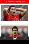 Luis Suarez Live Wallpaper screenshot 3/5