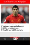 Luis Suarez Live Wallpaper screenshot 4/5