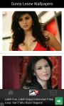 Beauty Sunny Leone Wallpapers screenshot 1/6
