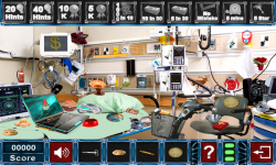 Free Hidden Object Games - Medical Center screenshot 3/4