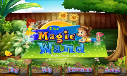 Free Hidden Object Games - The Magic Wand screenshot 1/4