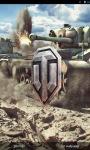World of Tanks 3D LWP screenshot 1/3
