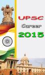 UPSC Career 2015 screenshot 1/3
