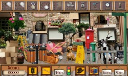 Free Hidden Object Game - Trip to France screenshot 3/4