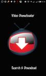 Fast Video Downloader screenshot 1/4