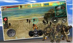 Beach Head Fury screenshot 1/3