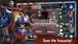 Endless TD - Savior of the Humanity screenshot 1/6