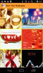 Happy New Year Wallpapers 2016 screenshot 2/3