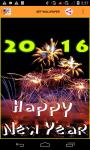 Happy New Year Wallpapers 2016 screenshot 3/3