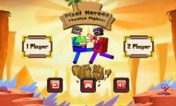 Pixel Heroes :Physics Fighter screenshot 1/6