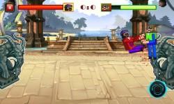 Pixel Heroes :Physics Fighter screenshot 2/6