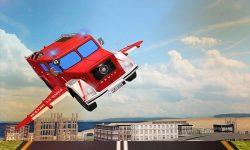 Flying Firefighter Truck 2016 screenshot 2/3