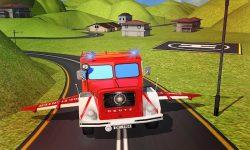 Flying Firefighter Truck 2016 screenshot 3/3