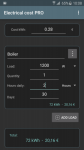 Spesa elettrica PROKey smart screenshot 1/5