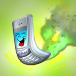 IQ Farting Phone French screenshot 1/1