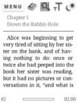 Albite READER screenshot 1/1