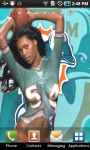 Miami Girl Live Wallpaper screenshot 1/3