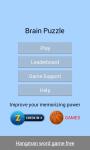 Brain Train screenshot 4/4