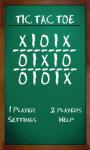 Tic Tac Toe Chalk Board screenshot 1/3