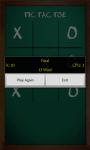 Tic Tac Toe Chalk Board screenshot 3/3