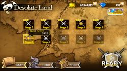 Brave Heroes by Com2uS screenshot 2/5