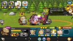 Brave Heroes by Com2uS screenshot 4/5
